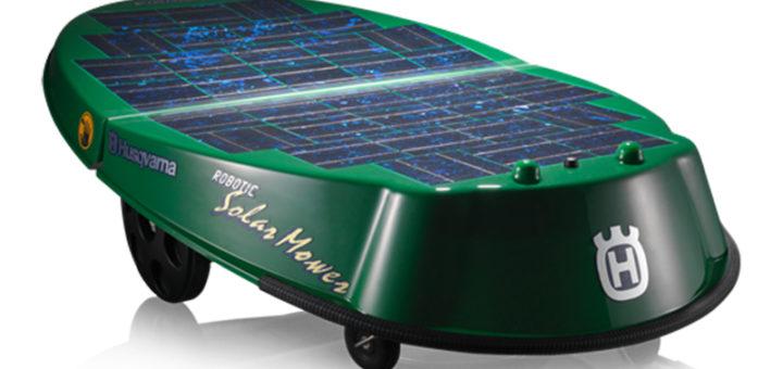 Husqvarna-Solar-Mower